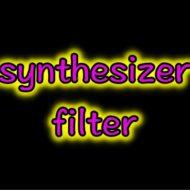 「シンセサイザーのフィルターの基本」 アイキャッチ画像