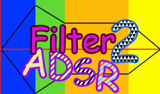 「フィルター・エンベロープのADSR ②」 アイキャッチ画像 by セブン&エイト ミュージック